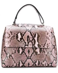 Orciani - Cipria Large Tote Bag - Lyst