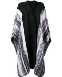 Dusan - Oversized Gradient Cardi-coat - Lyst