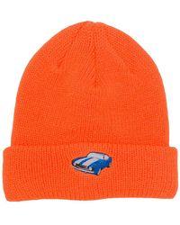 Digawel - Car Patch Beanie Hat - Lyst fe7481848ddd
