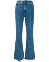 Mauro Grifoni - Flared Jeans - Lyst
