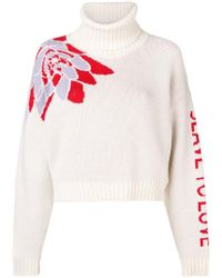 Each x Other - Slave To Love Design Sweater - Lyst