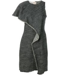 Pringle of Scotland - Asymmetric Dress - Lyst