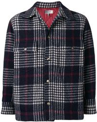 Isabel Marant - Oversized Plaid Shirt Jacket - Lyst