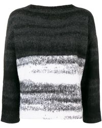 Dusan - Oversized Gradient Sweater - Lyst