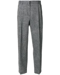 PS by Paul Smith - Fitted Tailored Trousers - Lyst