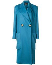Erika Cavallini Semi Couture - Oversized Coat - Lyst