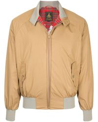 Hysteric Glamour - Stand-up Collar Bomber Jacket - Lyst