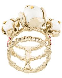 Koche - Three Flowers Ring - Lyst