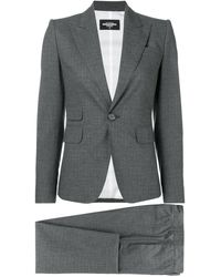 DSquared² Checked Two-piece Suit