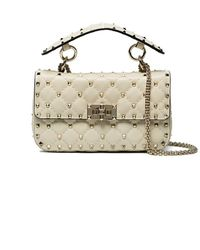 ac6222fc6b Lyst - Givenchy Cream Ivory Gunmetal Silver Hobo Shoulder Bag With ...