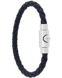 Ferragamo - Woven Thin Bracelet - Lyst