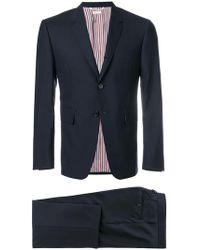 Thom Browne - Super 120s Plaine Weave Suit - Lyst