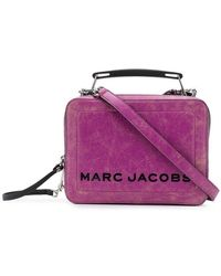 Marc Jacobs - Square Shaped Crossbody Bag - Lyst