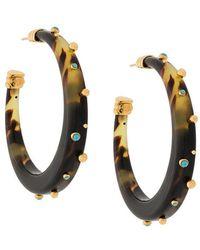 Gas Bijoux - Celeste Earrings - Lyst