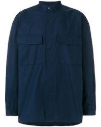 E. Tautz | 'bulmer' Shirt | Lyst