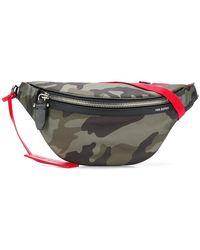 Neil Barrett - Top Zip Belt Bag - Lyst