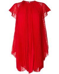 Giamba - Lace Detail Dress - Lyst