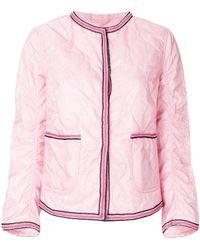 Ermanno Scervino - Slim-fit Quilted Jacket - Lyst