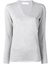 Fabiana Filippi - V-neck Sweater - Lyst