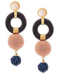 Lizzie Fortunato | Le Loop Earrings | Lyst