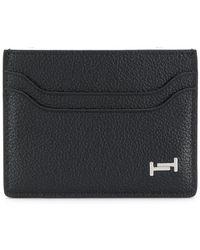 Tod's - Logo Cardholder Wallet - Lyst
