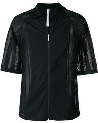 Cottweiler - Sheer Panel Zipped Sport Jacket - Lyst