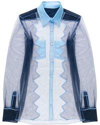Viktor & Rolf Sheer Shirt