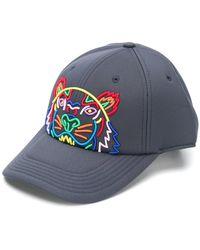 KENZO - Neoprene Tiger Cap - Lyst