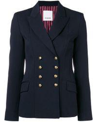 Pinko - Military Jacket - Lyst