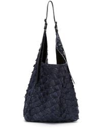 Osklen - Pirarucu Shoulder Bag - Lyst