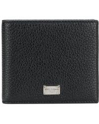 Dolce & Gabbana - Bifold Wallet - Lyst