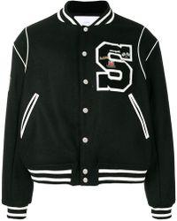 Stampd - S College Jacket - Lyst