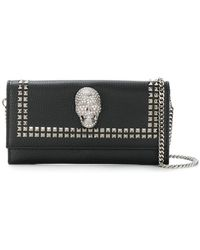 Philipp Plein - The Tale Continental Wallet - Lyst