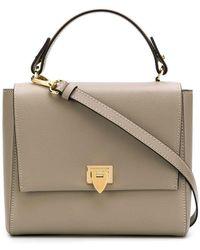 Philippe Model - Foldover Top Shoulder Bag - Lyst