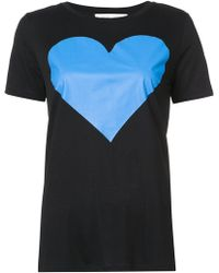 Prabal Gurung - Heart T-shirt - Lyst