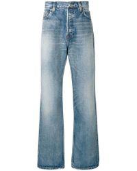 Balenciaga - Regular-fit Jeans - Lyst