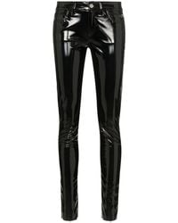 1017 ALYX 9SM Slim-fit Vinyl Pants