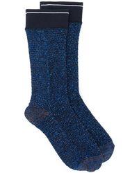Prada Трикотажные Носки - Синий