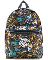KENZO - Rucksack mit Tiger-Patch - Lyst