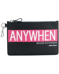 Valentino - Anywhen Pouch - Lyst