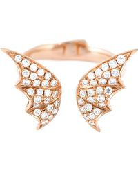 Stephen Webster - Bat Wings Diamond Ring - Lyst