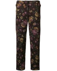 Roseanna - Charles Floral Trousers - Lyst
