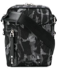 Dolce & Gabbana - Printed Messenger Bag - Lyst