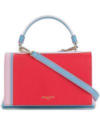 Emilio Pucci - Colour Block Shoulder Bag - Lyst