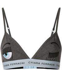 Chiara Ferragni - Sujetador Eye - Lyst