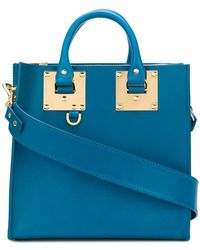 Sophie Hulme | Albion Square Tote | Lyst