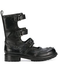 KTZ - Limited Editon Crystal Boots - Lyst