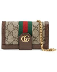 Gucci - Ophidia Gg Chain Iphone 7/8 Case - Lyst