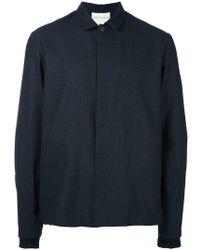 Stephan Schneider - Long Sleeved Cropped Shirt - Lyst