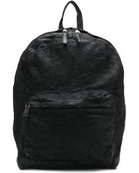 Giorgio Brato - Distressed Detail Backpack - Lyst